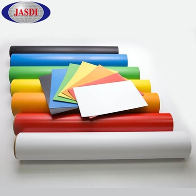 Color Magnetic Sheets