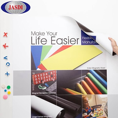 Solvent Ink Jet Printable Magnet Papers